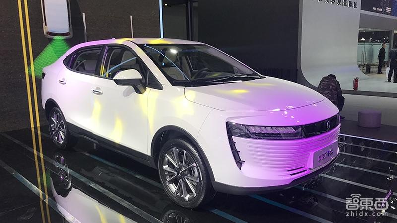 长城汽车电动品牌欧拉发布!造型奇特 售价10万内图片