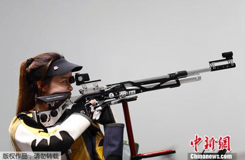 赵若竹夺冠 力压韩国选手夺冠令人刮目相看