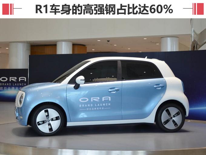 与北汽EC同价位长城新电动小车更大/续航更远-图6
