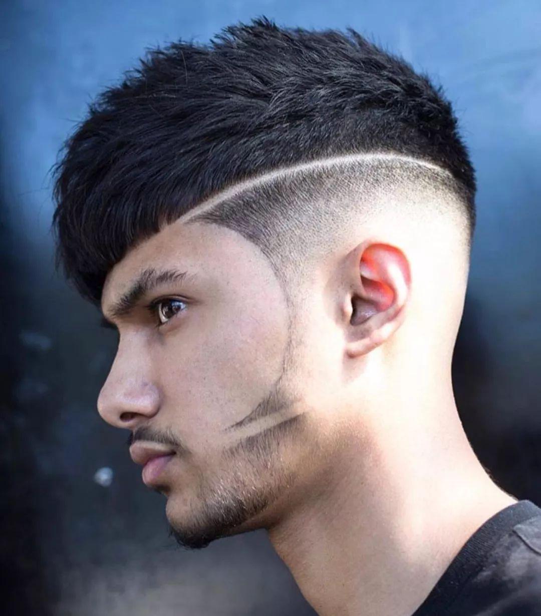男士发型精选图片