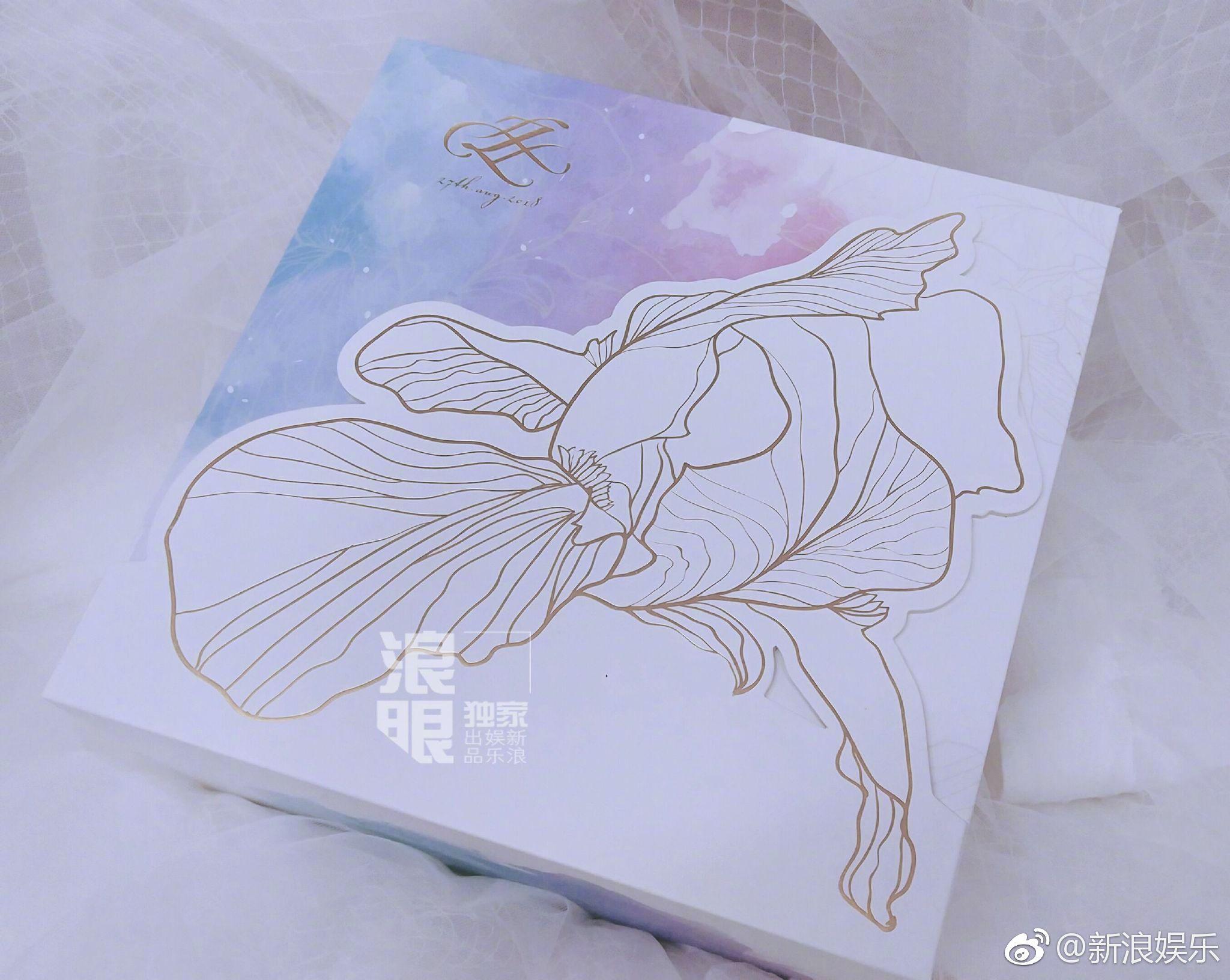 张馨予婚礼伴手礼曝光,网友:没想到这么朴实