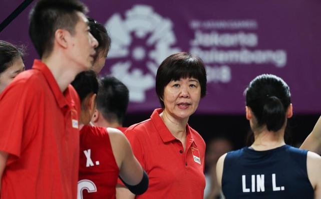朱婷展现高情商:中国女排没有主力替补 只有先发后发