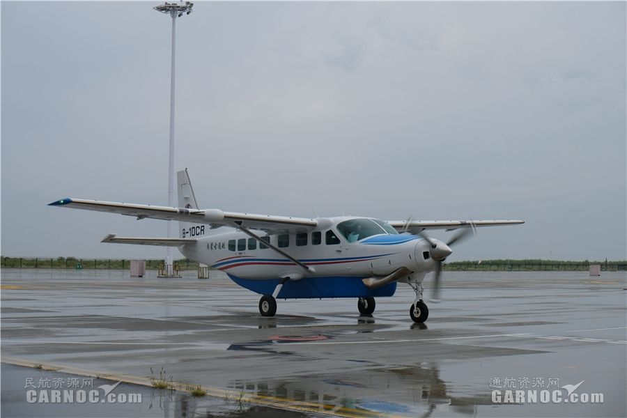 民航西北管理局辖区首条通航短途低空旅游航线今日开航。