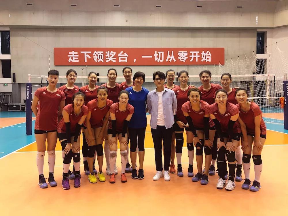 重磅!中国女排公布世锦赛初选名单,又一00后小将进入阵容
