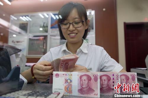 今年1至7月中国发行地方政府债券21679亿元