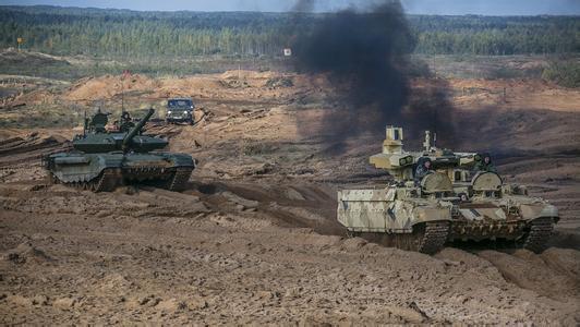 中俄马上要搞个大演习 俄防长:规模史无前例!