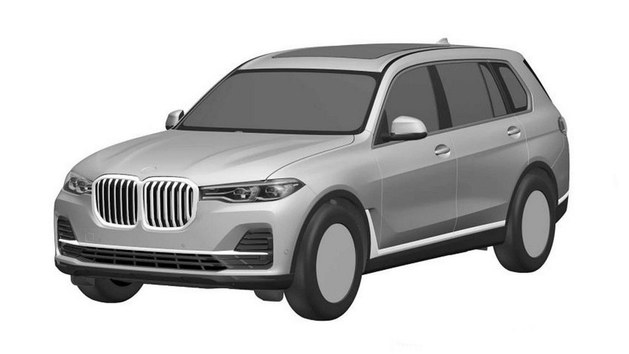 宝马X7将于洛杉矶车展首发 定位旗舰SUV