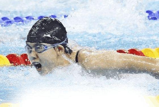 李冰潔勇奪亞運會200米自由泳金牌 楊浚瑄拿下銀牌