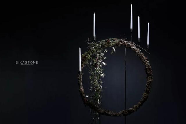 从胜利女神NIKE手中的冠冕到节日的装饰,它陪人类走过千年