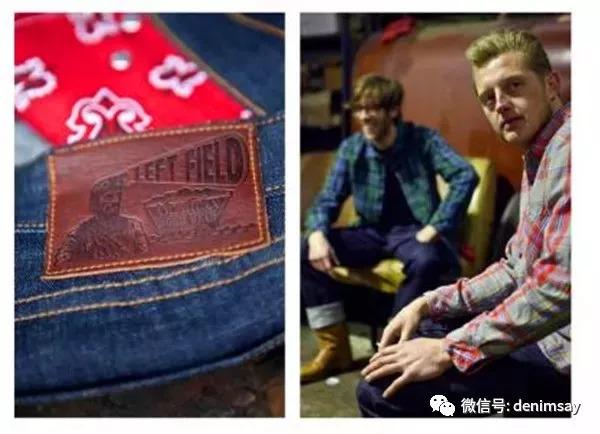 矿工牛仔裤火了!用新疆棉的美国复古工装品牌LeftField NYC