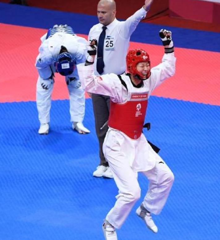 公平何在?中国跆拳道冠军炮轰亚运裁判:就是不想要中国拿金牌