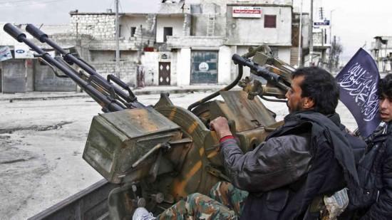 阿萨德重掌大局:美英停止援助 反对派面临散伙