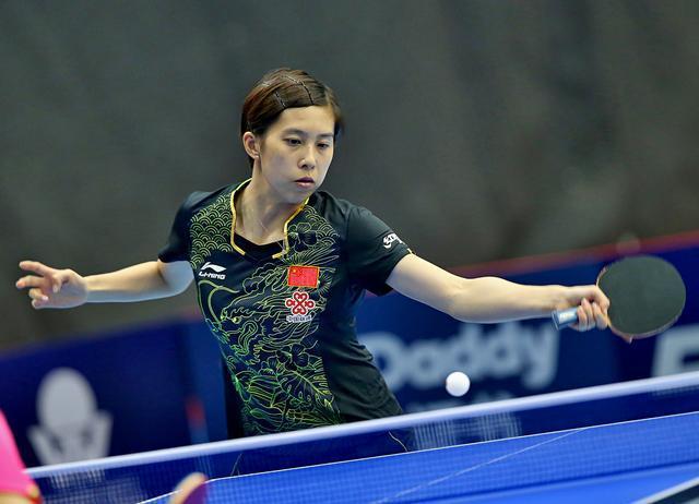 国乒女队横扫日本 3将晋级4强 无主力出战仍强势取胜