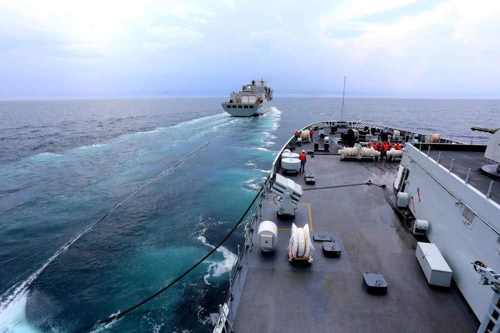中国船厂再传喜讯:5万吨级巨舰开工 比航母还重要