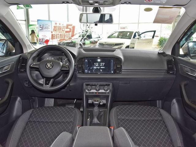 斯柯达最有勇气的SUV定价比大众探歌还要高难怪卖不动