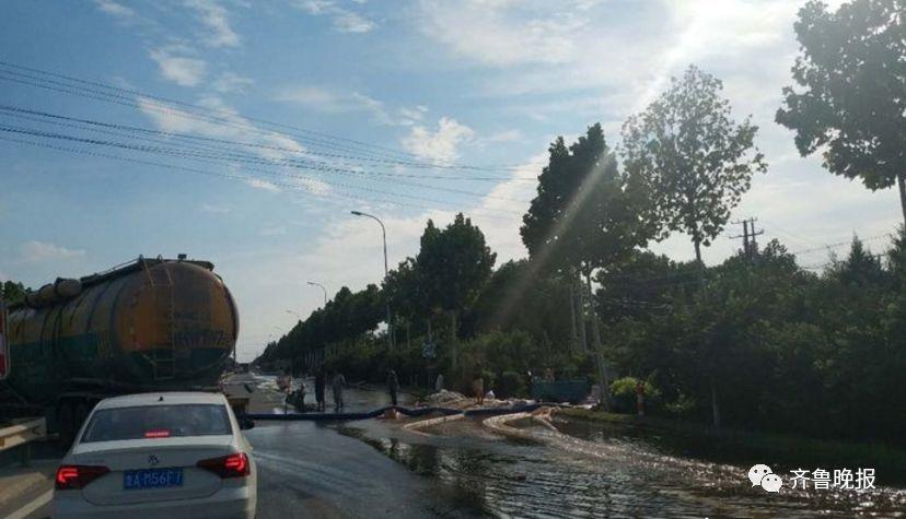 山东寿光洪水成灾,上游泄洪致灾还是救灾