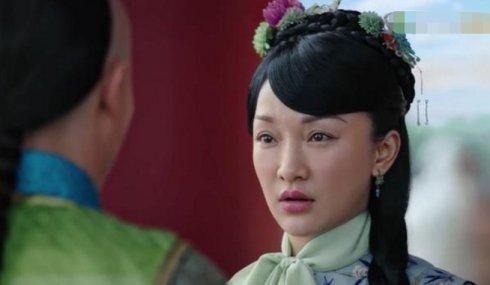 《如懿传》周迅扮少女遭群嘲,跟她同龄的女星