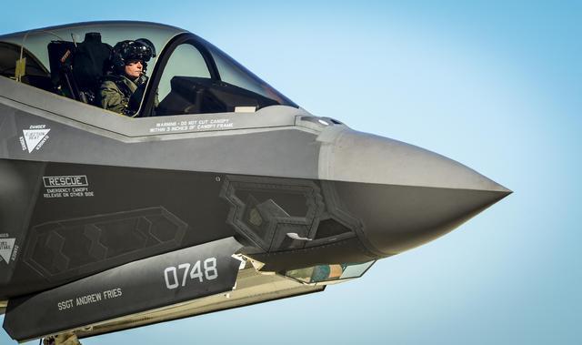F-35起火暴露隐身材料细节:聚合物涂层比猛禽还强