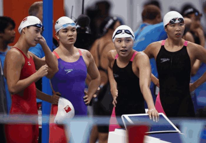 戏剧性!韩国中国成绩被取消 中国香港意外夺银喜极而泣