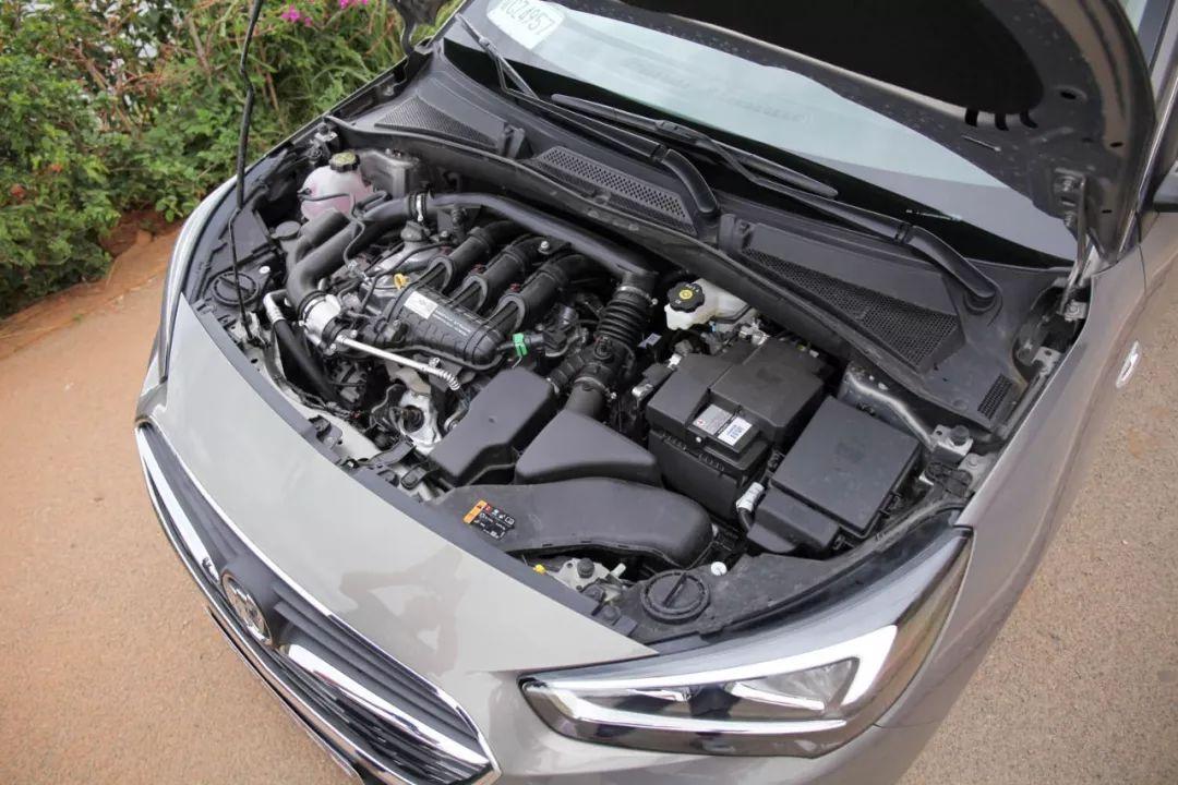 三缸发动机将成为主流?体验别克GL6全新凯越