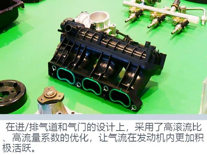 TA是最强三缸东风风神1.0T发动机了解一下-图6