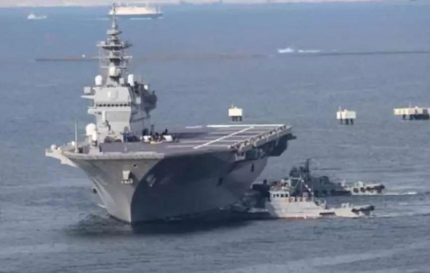 日本引进F-35B没难度 瞬间即可拥有四艘航母