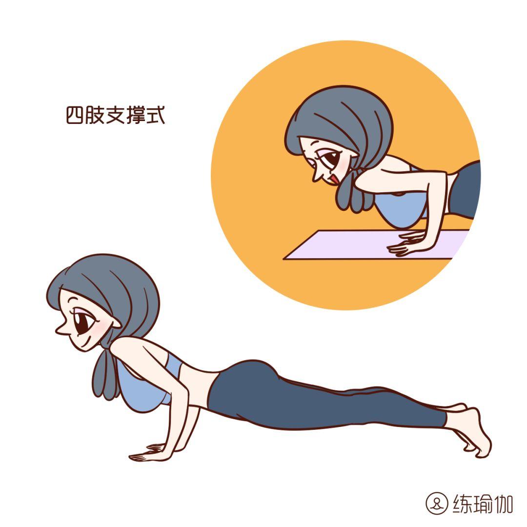 锻炼手臂的瑜伽体式, 就是要让你 跟拜拜肉说拜拜~ 1,以莲花坐姿坐下