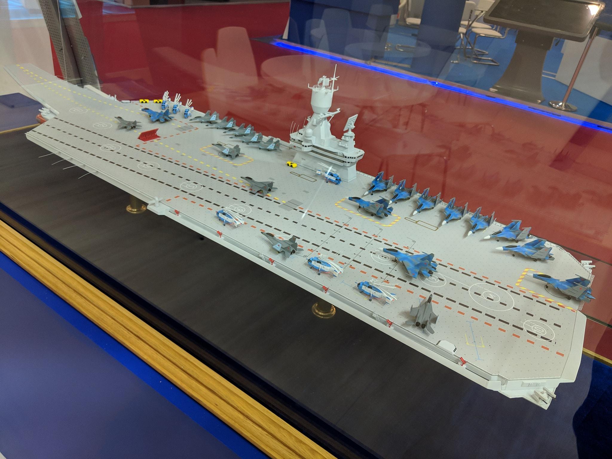 054AE护卫舰现身俄军展会 真要卖给俄罗斯了?