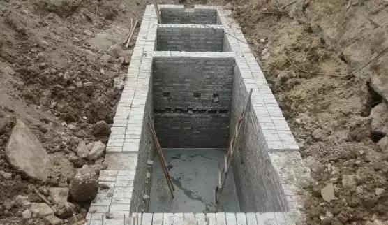 农村单独洗澡间设计图