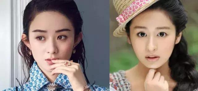 和赵丽颖撞脸的短发有颖儿和张娜拉,最近却发女星发型韩范女图片欣赏图片