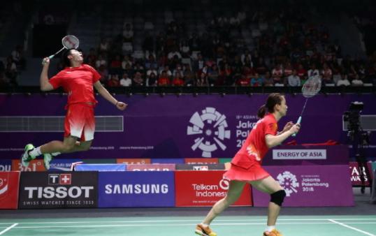 中国世界第一组合混双折桂!国羽3金收官结束亚运会之旅