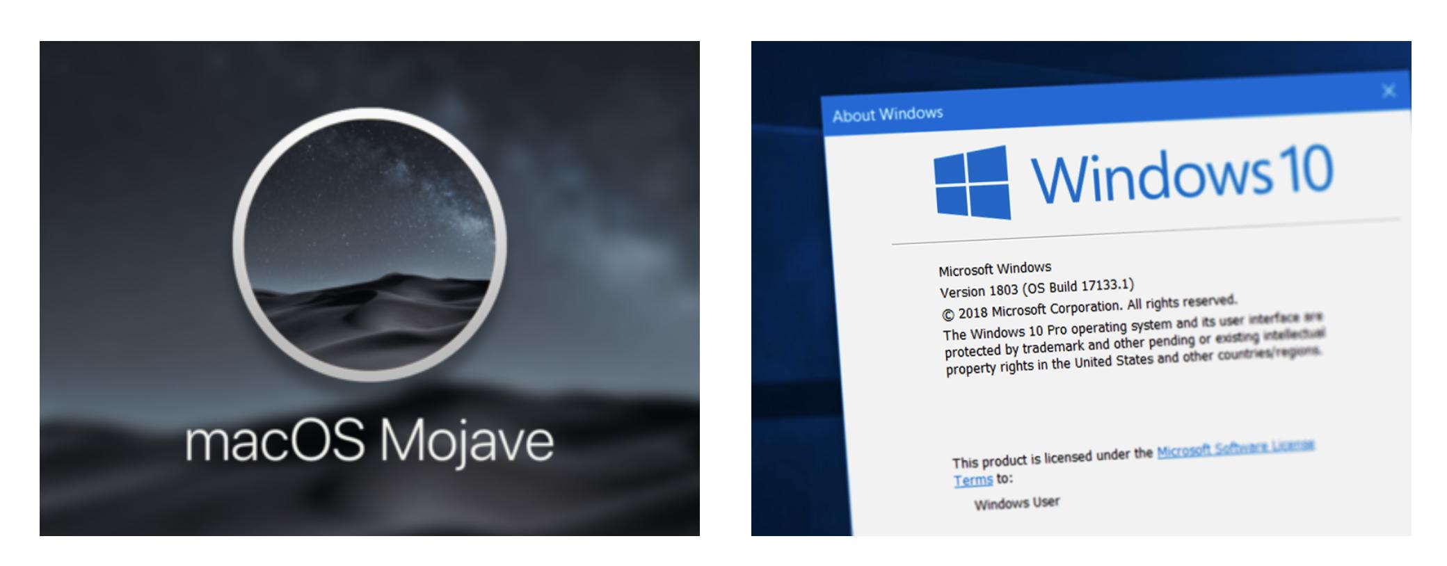 微软和苹果均在最新系统中提供了外接显卡官方支持