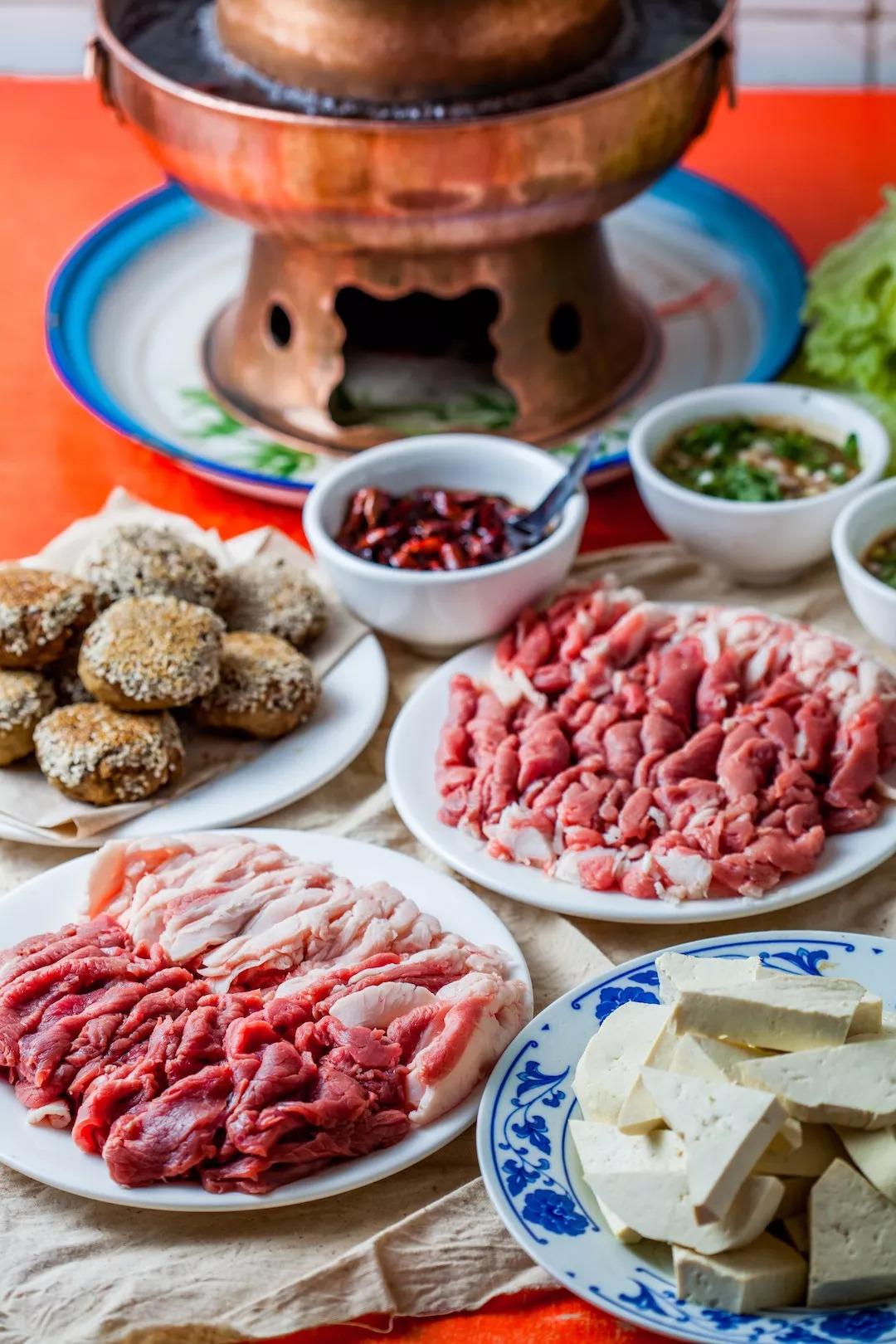 寻味 | 京城食羊地图——一起从三伏天儿吃到冬至!