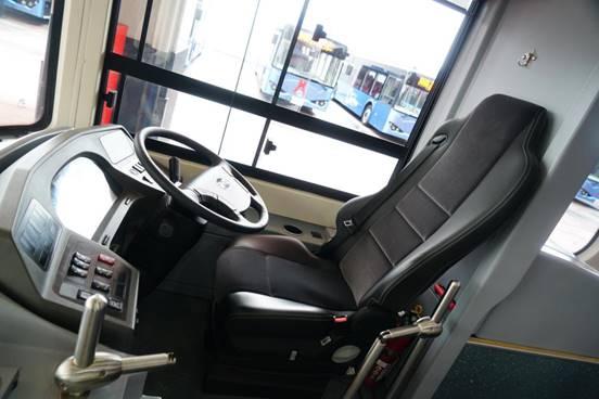 比亚迪K9座椅