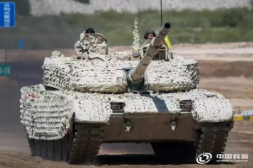 中国装甲车辆出口:从VT-1说起,外贸坦克为何叫VT?