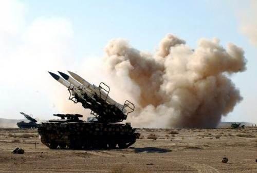 叙军即将进攻 防空部队高度戒备随时拦截美国导弹