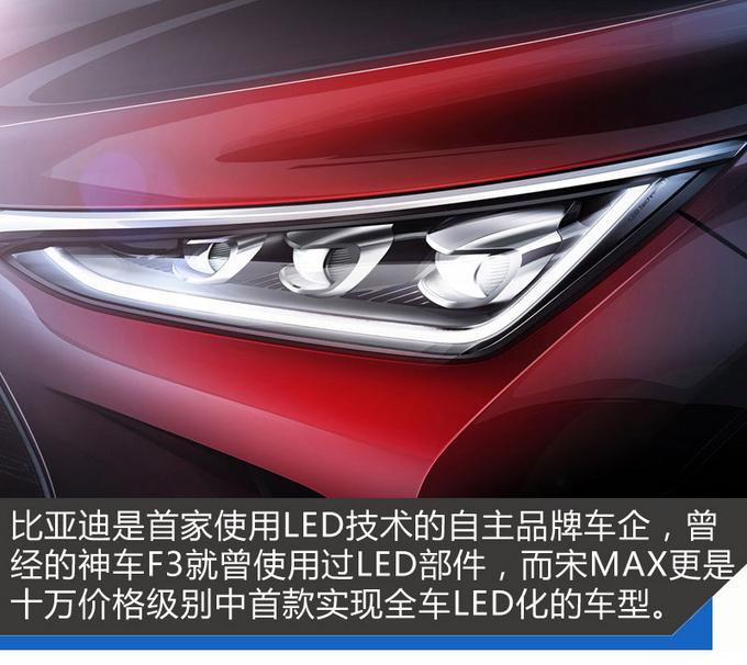 用LED照亮未来之路 看比亚迪如何花样玩车灯-图4