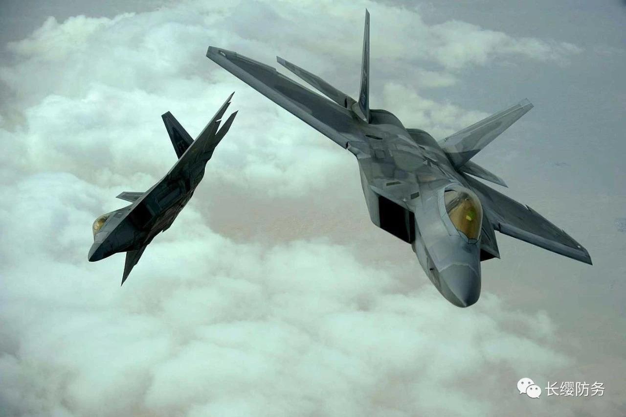 美同意2030年对日出口F22技术 好心还是恶意?