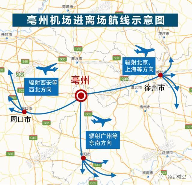 【机场】2020年开工v机场!亳州机场近了!大全二层钢结构图纸图片