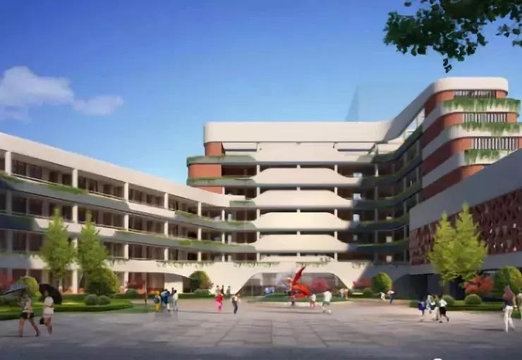 好消息!平湖实验小学启元小学即将开建北京石油学院实验校区附属图片