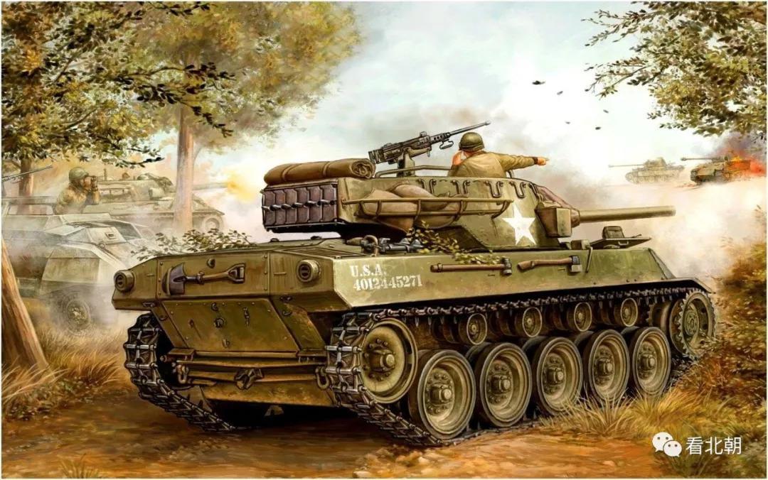 有炮塔的坦克歼击车和正牌坦克有哪些区别?