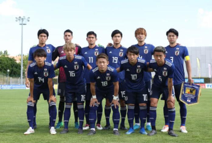 亚运会男足决赛对阵出炉!U21+大学生组成的日本队练兵练到决赛