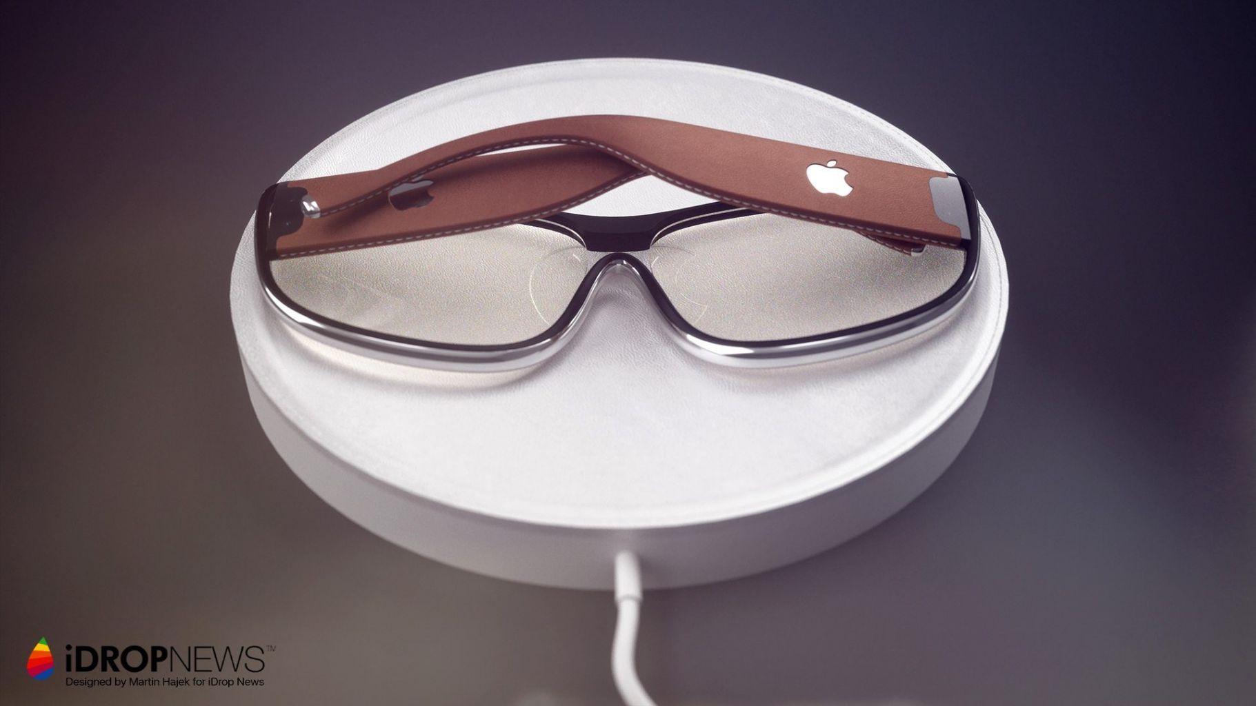 苹果收购了一家专注于 AR 眼镜镜片的公司
