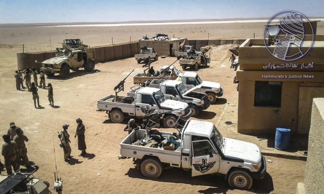 真面目!美国直言要叙利亚出让石油开采权才会撤军