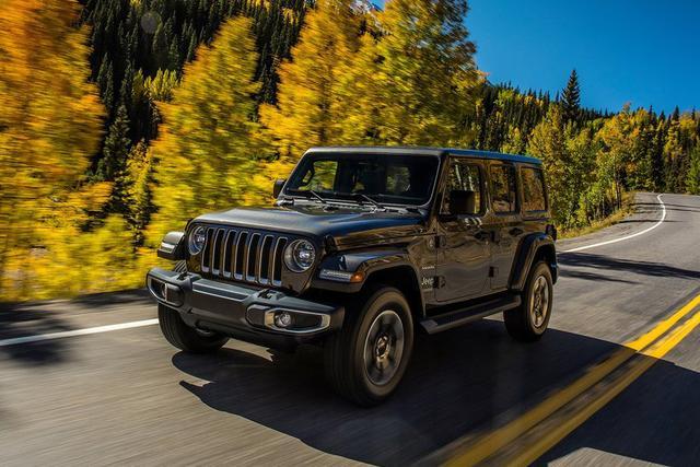 Jeep携旗下全系车型亮相成都车展