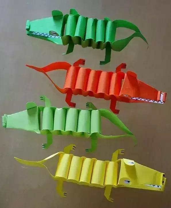 小小传承人:幼儿园创意手工制作大全,幼师必备手工之