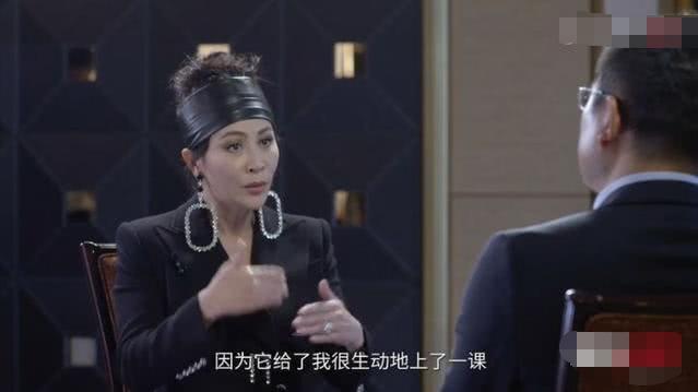 刘嘉玲首次谈绑架案:庆幸没被侵犯,已原谅了所有人