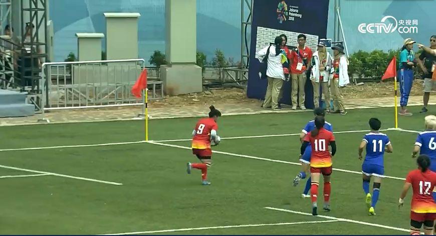 中国女子橄榄球队69