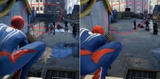 《漫威蜘蛛侠》被曝画面缩水:只是改变了太阳位置