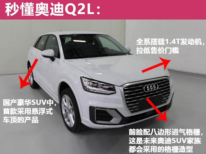 成都车展6款豪华SUV集中开卖 20万元就能买-图1